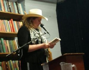 GRNW 2014 author LC Chase reading from her Lambda Literary finalist novel Pick-Up Men