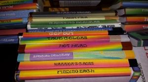 DonatedBooks